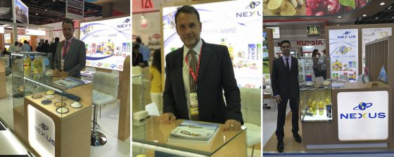 We were present at Gulfood