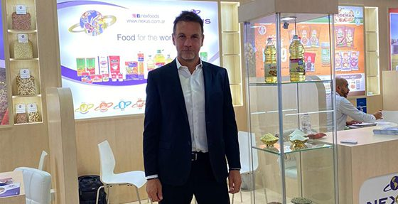 We were present at Gulfood 2020